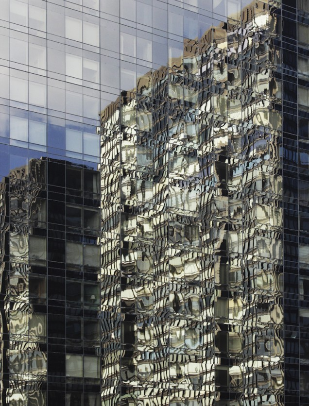 © Carsten Witte NYC Fractal, New York