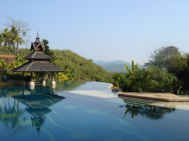 Anantara Golden Triangle Resort, Thailandia