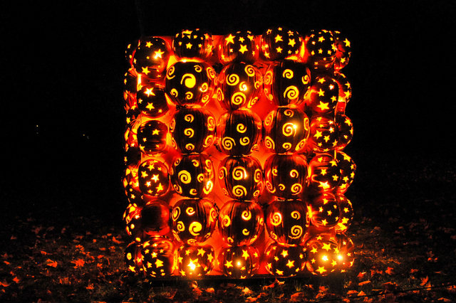 Great Jack O'Lantern Blaze - Copyright Bryan Haeffele and Joshua Bouselfor Historic Hudson Valley (8)