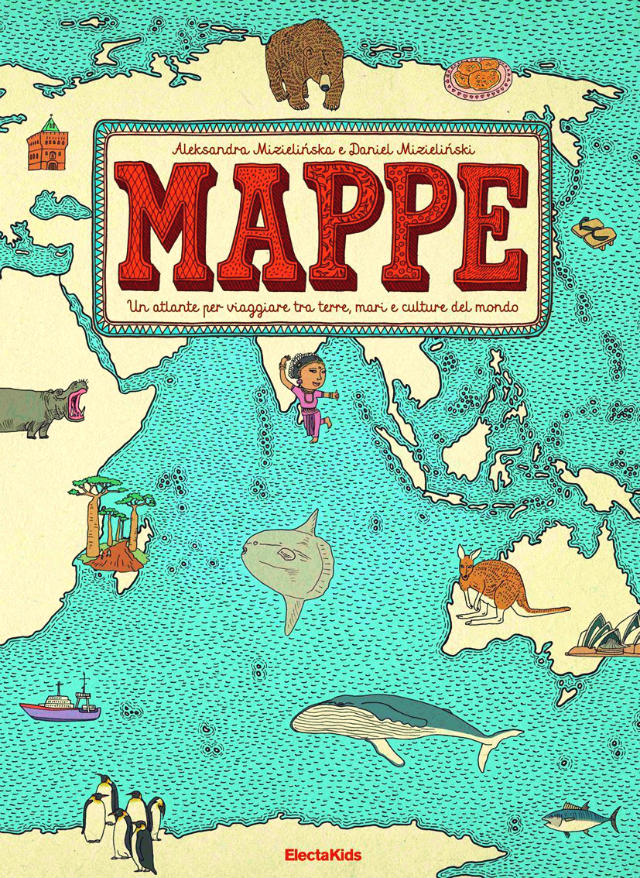 Mappe, ElectaKids