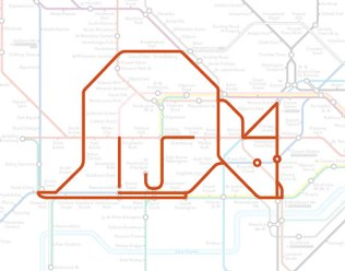 Upney by Animals on the Underground