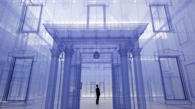 Home Within Home di Do Ho Suh