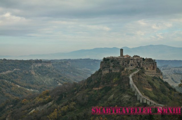 Civita di Bagnoregio Ph. smartraveller blog