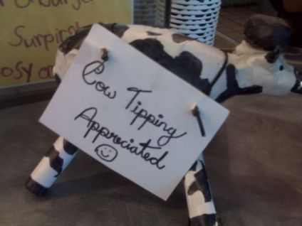 Cow Tipping