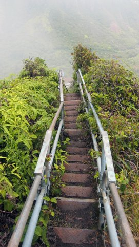 HaikuStairs, Oahu, Hawaii (2)