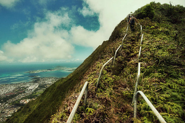 HaikuStairs, Oahu, Hawaii (3)