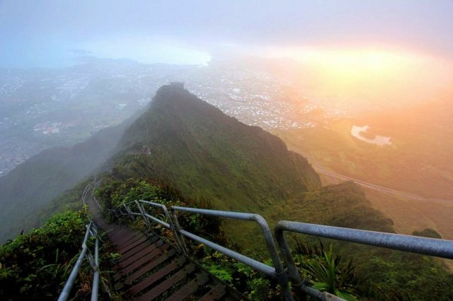 HaikuStairs, Oahu, Hawaii (4)