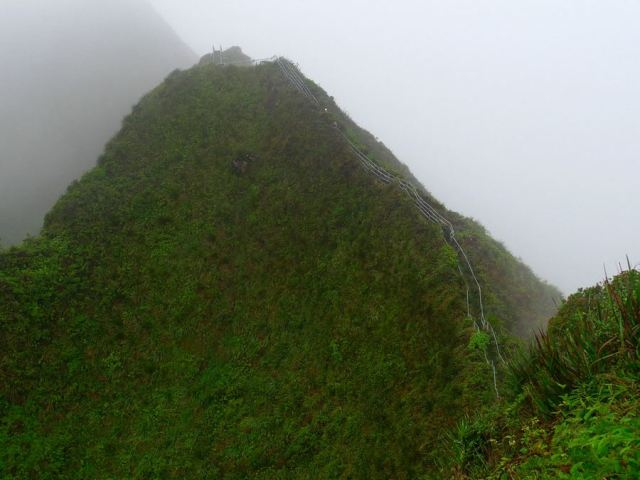 HaikuStairs, Oahu, Hawaii (7)