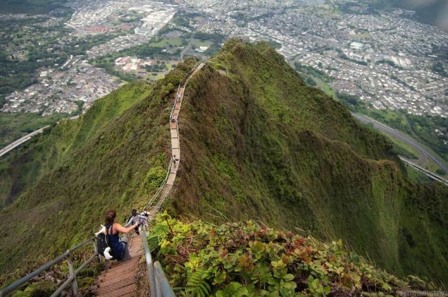 HaikuStairs, Oahu, Hawaii (8)