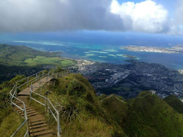 HaikuStairs, Oahu, Hawaii (9)