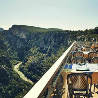 HOTEL RESTAURANT DU GRAND CANYON DU VERDON