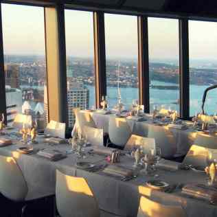 Interni Sydney Tower