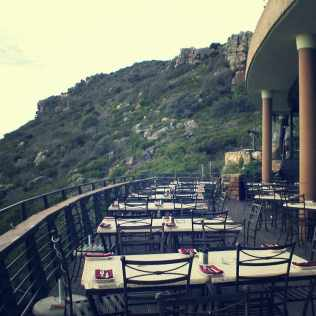 Two Oceans Restaurant, Cape Point, Sud Africa
