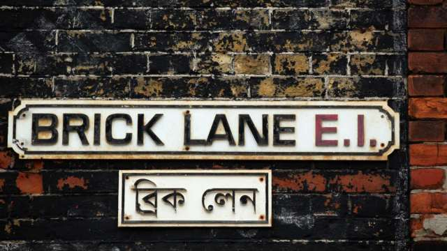 Brick Lane, Londra, smARTraveller Tour