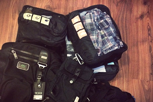 Packing Cubes - Essenziali smARTraveller