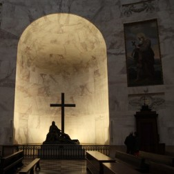 Interno Tempio Canoviano, Possagno (Treviso) § Monte Grappa Blogtour © smartraveller.it
