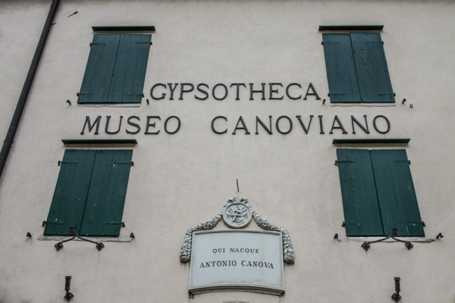 Museo Canova, Possagno (Treviso) § Monte Grappa Blogtour © smartraveller.it