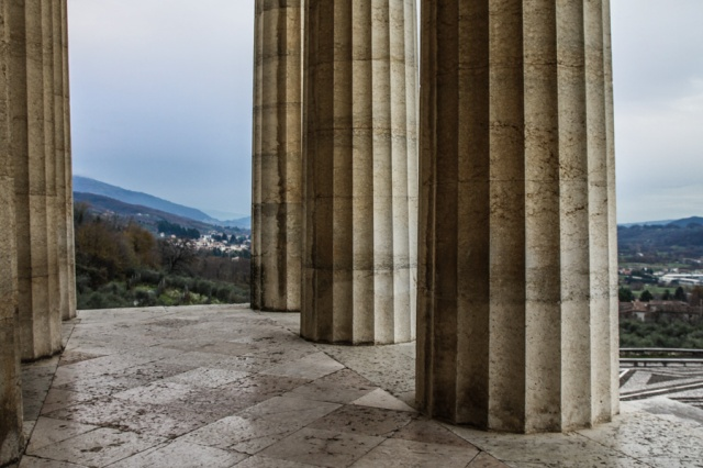 Tempio Canoviano, Possagno (Treviso) § Monte Grappa Blogtour © smartraveller.it