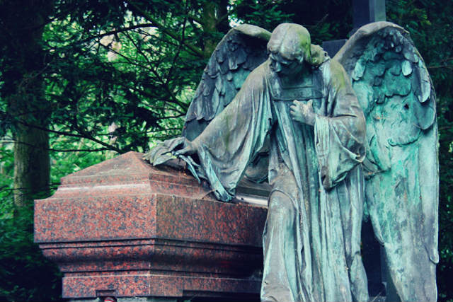 Melaten Cemetery, Colonia © smartraveller