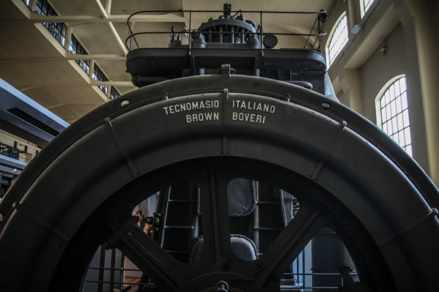 Centrale Montemartini Roma by smartraveller blog