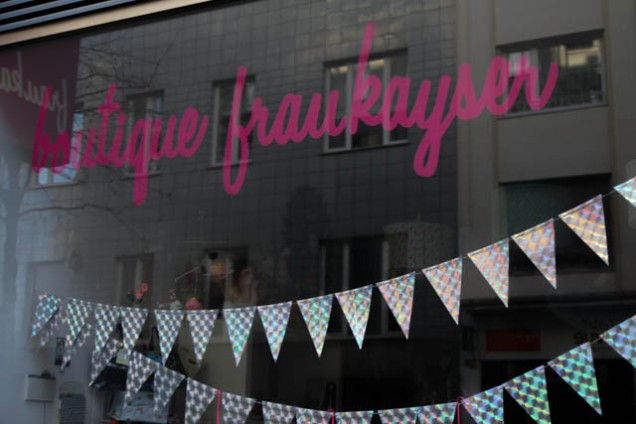 FrauKayser Boutique, Cologne ©smartraveller blog