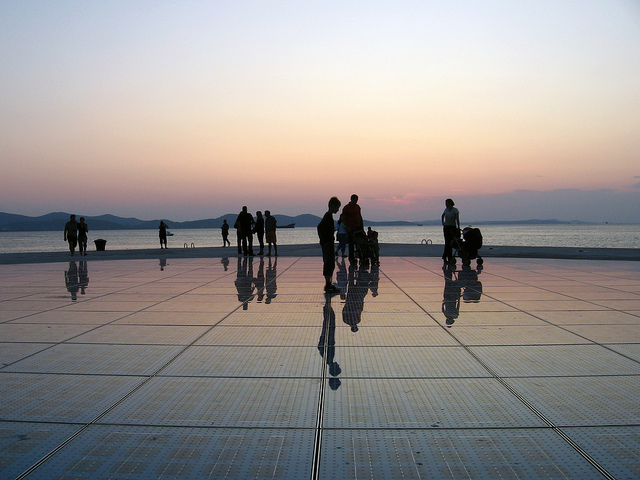 Pozdrav Suncu, Greetings to the Sun - Nikola Bašić, Zadar, Croatia