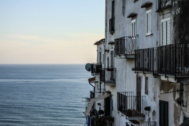 sea view - Sperlonga © smartraveller blog