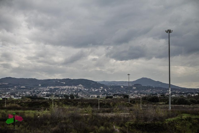 Exploring and abandoned sport complex in southern Rome - smart raveller blog